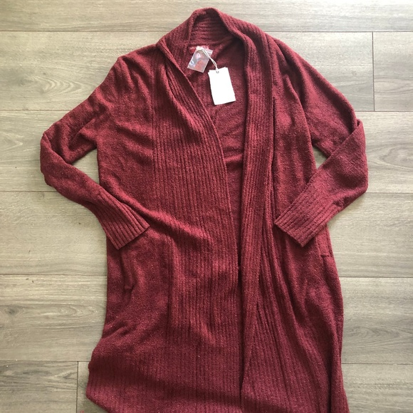 Barefoot Dreams Sweaters - the COZYCHIC LITE® CABLE CARDI